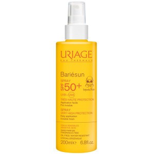 BARIÉSUN Kid gyerek spray SPF50+