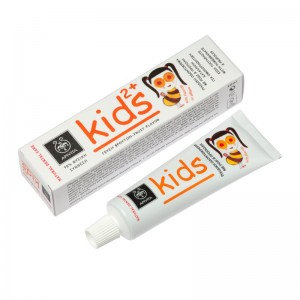 NATURAL DENTAL CARE KIDS FOGKRÉM
